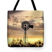 2017_09_midland Tx_windmill 6 Tote Bag