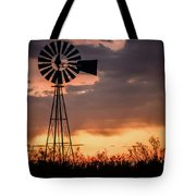 2017_09_midland Tx_windmill 7 Tote Bag
