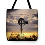 2017_09_midland Tx_windmill 9 Tote Bag