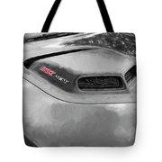 2018 Dodge Challenger 392 Hemi Scat Pack Shaker Rt 005 Tote Bag