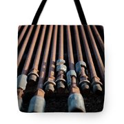 2018_04_orla Texas_oil And Gas Art Work  Tote Bag