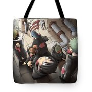 20183 One Piece Tote Bag