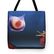 2041- Dance Me To The End Of... Love  Tote Bag