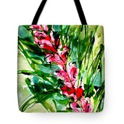 Heavenly Flowers Tote Bag