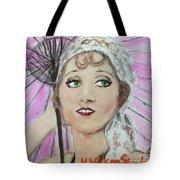 20's Glamour, Parasol Tote Bag
