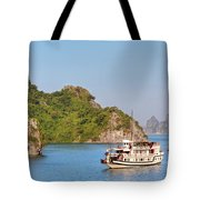 Halong Bay - Vietnam Tote Bag