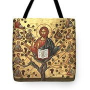 jesus Christ Son Of God Tote Bag