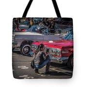 Sf Low Riders Tote Bag