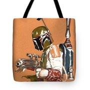 Star Wars Episode 1 Art Tote Bag