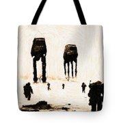Star Wars Print And Poster Tote Bag