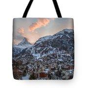 Zermatt - Switzerland Tote Bag