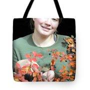 Female Beauty. Tote Bag