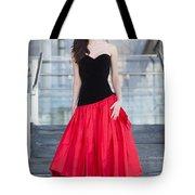 Fashion Shoot Tote Bag