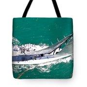 Key West Regatta Tote Bag
