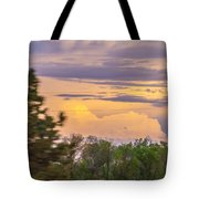 6th Storm Chase 2015 Tote Bag