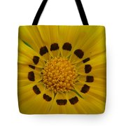 Australia - Yellow Daisy Flower Tote Bag