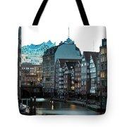 Hamburg - Germany Tote Bag