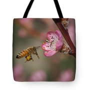 Honeybee Tote Bag