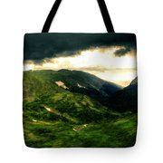 In The Landscape Tote Bag