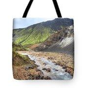 Landmannalaugar - Iceland Tote Bag