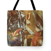 Motorcycles On Main Tote Bag