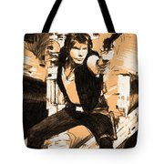 Movies Star Wars Poster Tote Bag