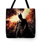 The Dark Knight Rises 2012  Tote Bag