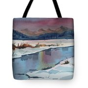 Watercolor Tote Bag