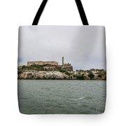2253- Alcatraz Tote Bag