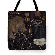 Screw It, Just Ride Tote Bag