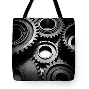 Cogs No10 Tote Bag