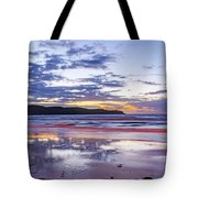 Daybreak Seascape Tote Bag