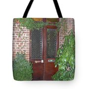 French Doors Tote Bag