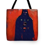 Star Wars At Art Tote Bag