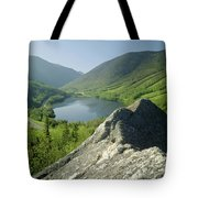 235601 Echo Lake Cannon Mountain Nh Tote Bag by Ed Cooper Photography