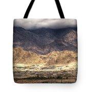 Landscape Of Ladakh Jammu And Kashmir India Tote Bag