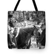 Manito Equestrian Center Benefit Horse Show Tote Bag