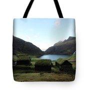 The Faroe Islands  Tote Bag