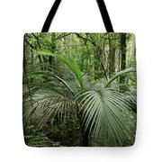 Jungle 5 Tote Bag