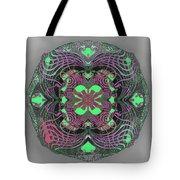 2451 Mandala A Tote Bag