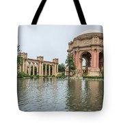 2464- Palace Of Fine Arts Tote Bag
