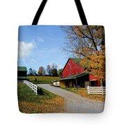 248 New Bedford Hillside Tote Bag