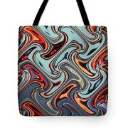 24th Street Tall Building Phoenix #3 Tote Bag