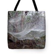 Australia - Concave Spider Web Tote Bag