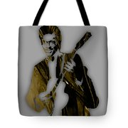 Chuck Berry Collection Tote Bag