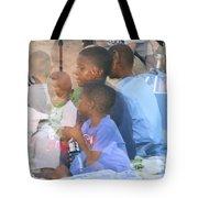 Concert Audience Tote Bag