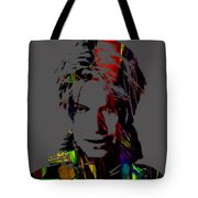 David Bowie Collection Tote Bag
