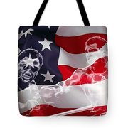 Muhammad Ali Collection Tote Bag
