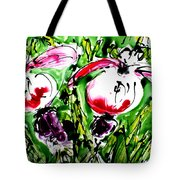 The Divine Flower Tote Bag
