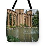 2515- Palace Of Fine Arts Tote Bag